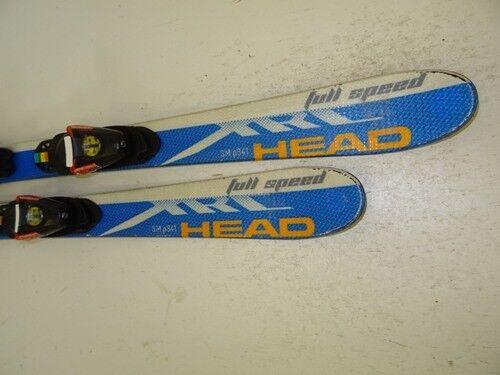 Ski Kinder Head XRC Full mit Bindung, (Z-Wert-4,5) 107cm (BB9716)  | Die Qualität Und Die Verbraucher Zunächst