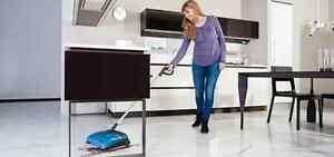 Akkubesen Fimap Broom Kehrmaschine Teppichdackel Kehrbesen Ideal Fur