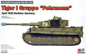 Rye-Field-Model-1-35-Tiger-I-Gruppe-Fehrmann-RM-5005