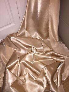 """5 MTR MAROON CREPE BACK LINING SATIN FABRIC...58/"""" WIDE NEW IN STOCK"""