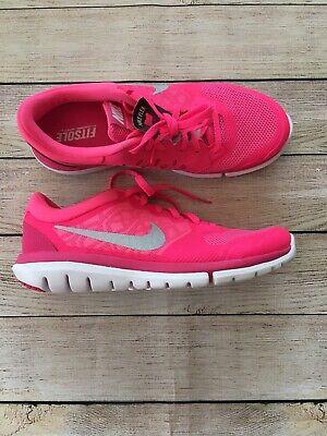 colisión Cristo Transitorio  Nike Flex Fitsole Women's Hot Pink Sz 8 NEW | eBay