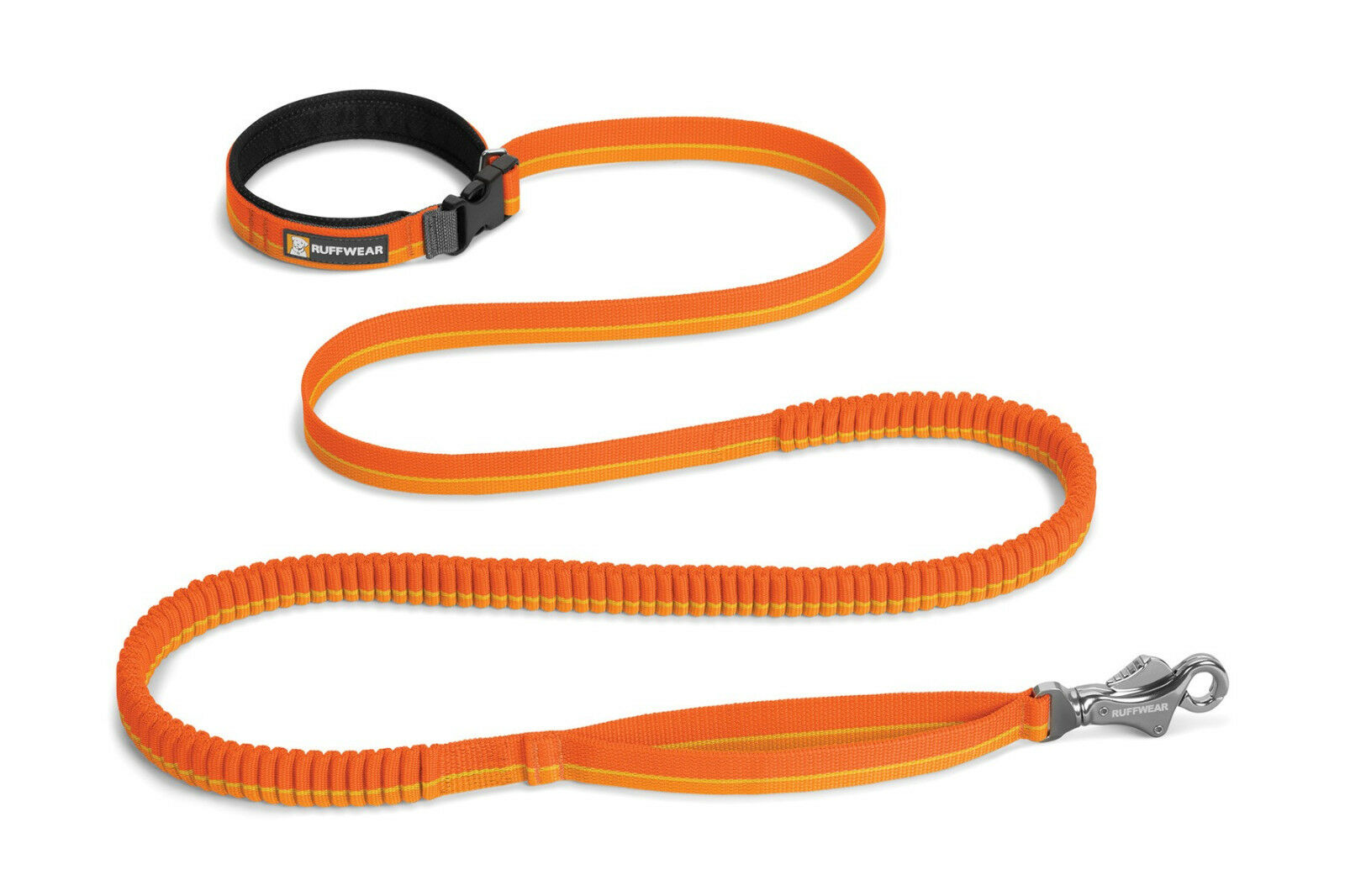 Ruffwear Roamer Hundeleine Leine NEUES MODELL 40354 835 Orange Sunset NEU       Haltbarkeit