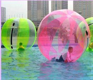 Human Hamster Ball Water Walker Rolling Balloon Agua Bola Amusement Park Water Play Equipment