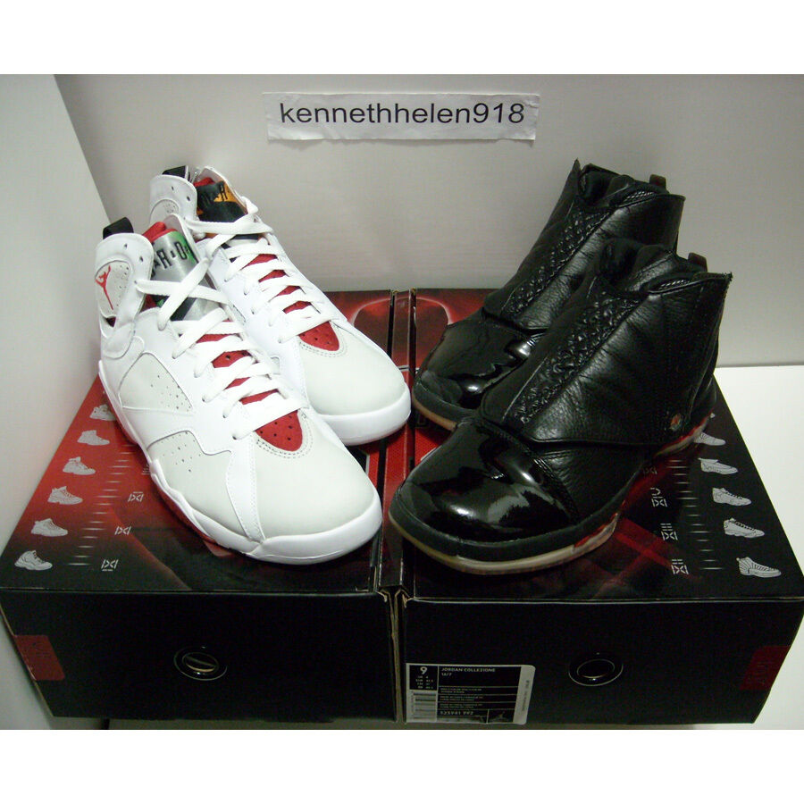NEW 2008 NIKE AIR JORDAN COUNTDOWN PACK COLLEZIONE CDP 16 7 MULTI COLOR SIZE 9