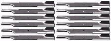 "12 Rotary 6026 BLADES for Bad Boy 72/"" Cut models that take a 24-1//2/"" Blade"
