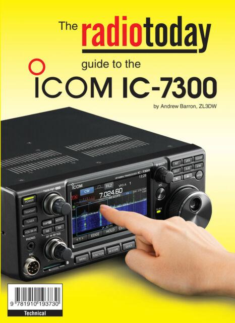 Icom IC 7300 - SM Technology for sale | eBay