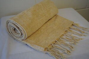 LUXURY-CHENILLE-MULTIPURPOSE-THROW-OVER-2-SIZES-8-COLOURWAYS
