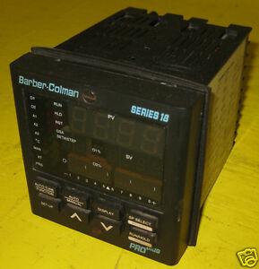 Barber-Colman Series 18 18QT-TJFE1-201<wbr/>-0-00 PRO Plus Temperature Controller 18Q