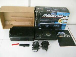 Sega Mega-CD Pal VIDEO GAME CONSOLE (L)