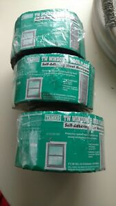Lot Of 3 Tamko Tw Flashing Tape 4 X100 Doors Windows And Other Penetrations Ebay