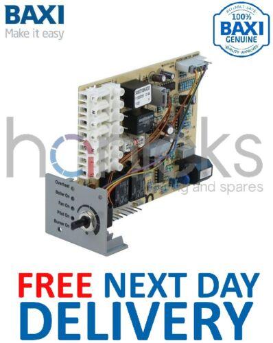 40 50 BAXI SOLO 3 30 80 PF PCB 231711 2317 11bax Genuine Part * NUOVO * 70 60