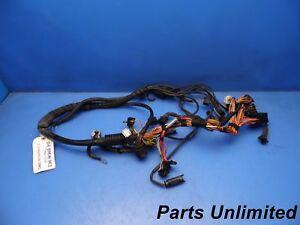 00 05 bmw e46 m3 oem smg transmission wiring harness plugs loom ebay rh ebay com