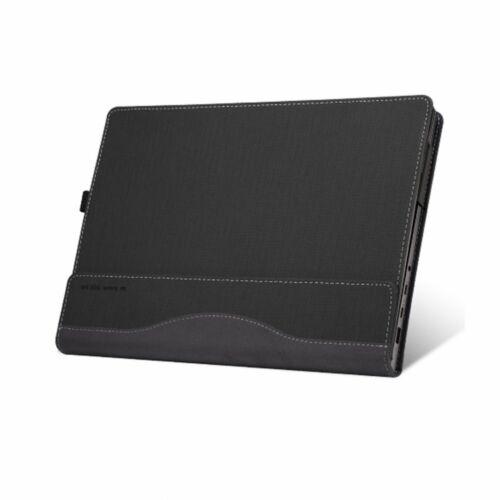 "Laptop Sleeve Case For Lenovo Yoga C930//920 13.9/"" PU Leather Detachable Cover"