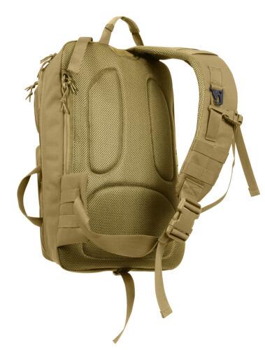 Kojote Verborgen 25120 Taktisch Braun Rothco Carry Schultertasche Ccw Rucksack wqXPUCpX