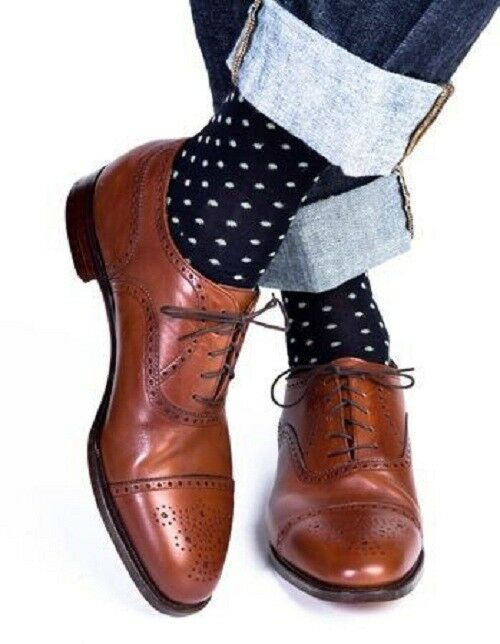 Handmade Uomo Brown Brogue formal shoes Uomo lace up dress dress dress shoes Uomo leather shoes 3ab32d