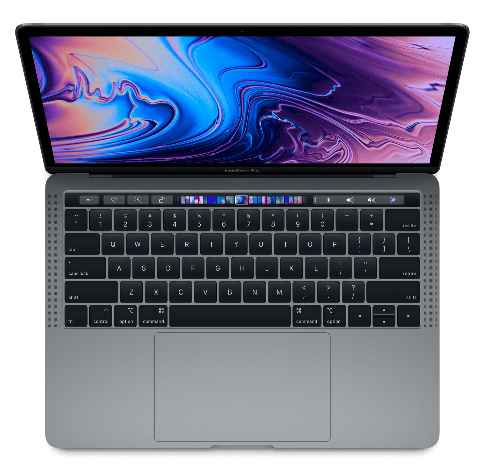 Apple MacBook Pro 13 TOUCH BAR | Space Gray | Touch ID | CORE i7 | 512GB | 16GB. Buy it now for 1249.00