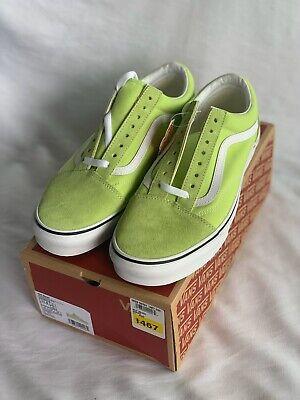 Vans Old Skool Sharp Green Vn0a4bv5v9k
