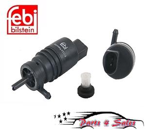 Windscreen Washer Pump Motor for BMW E60 550i 05-10 4.8 N62 Petrol Febi