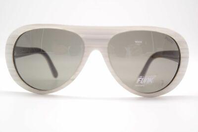 Abile Radio White Smk 61 [] 15 Bianco Ovale Occhiali Da Sole Sunglasses Nuovo-mostra Il Titolo Originale