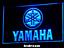 7 COLORS Yamaha Logo LED Neon Light Sign Display Car Repair Service Shop Decor
