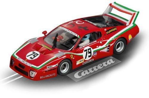 """Carrera 30577 Digital 132 Ferrari 512BB LM Bellancauto /""""No.79/"""" 1980 Neu//Ovp"""