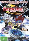 Beyblade - The Battle Royal : Vol 6 (DVD, 2012)