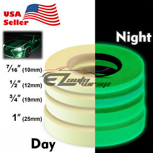 Glow-in-the-Dark-Tape-Stage-Safety-Warning-Home-Decor-147ft-50Yards-Long-Green