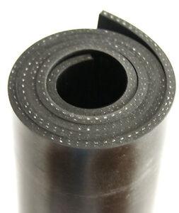 1000x100x3mm-mit-Gewebe-Gummiauflage-Gummistreifen-Gummi-Gummiplatte-Gummimatte