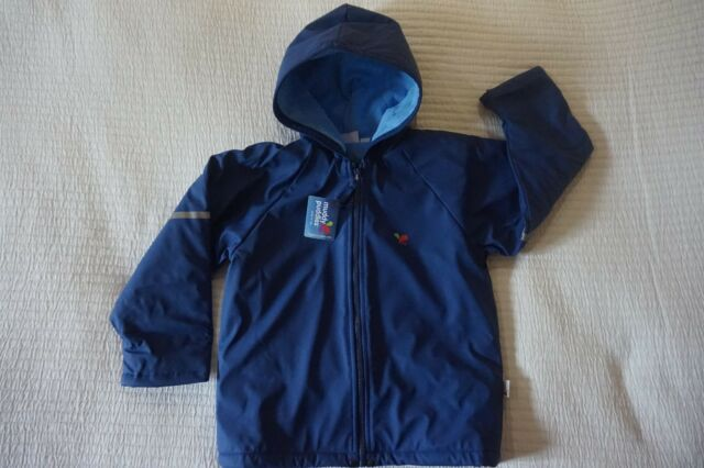 c879c2390601 Muddy Puddles Puddleflex Jacket - Navy - 18 Months 2 3 4 5 6 Yrs - 7 ...