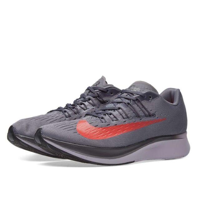 Nike Zoom Fly GunsmokeBright Crimson