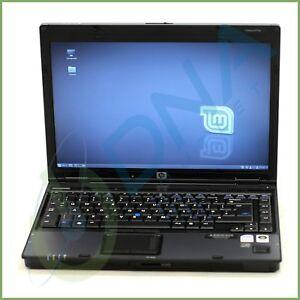 HP-6910p-Core-2-Duo-laptop-no-psu-2-00GHz-2GB-250GB-Linux-Mint