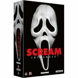 Coffret-Scream-L-039-integrale-4-Films-DVD-zone-2-neuf