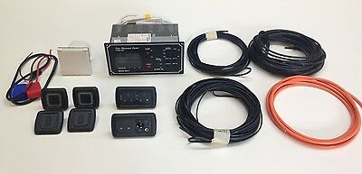 Caravan/Motorhome/Campervan Conversion Electric Kit (With PMS3H - Horizontal)