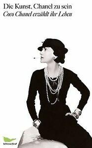 Die-Kunst-Chanel-zu-sein-Coco-Chanel-erzaehlt-ihr-Leben-Buch-Zustand-gut
