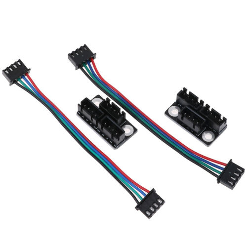 2set dual z stepper motor adapter parallel module stepping motor diverter BWHWC