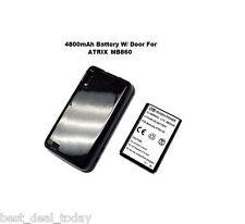 Mugen Power 4800mah Extended Battery For Motorola Atrix MB860