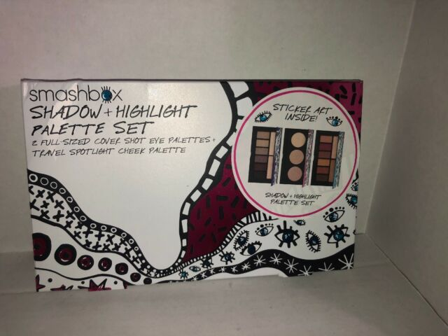 Drawn In Decked Out Sculpting Cheek Palette by Smashbox #12
