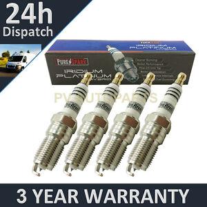 4 NGK IRIDIUM IX SPARK PLUGS for MAZDA 6 2.3L L4 03-05 NEW PERFORMANCE UPGRADE