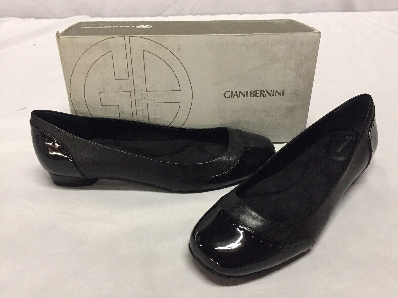 Giani Bernini Mirto para Mujeres Zapatos Planos, Negro, Talla 9.5 9.5 9.5 M  precios ultra bajos