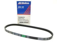 Dayco Serpentine Belt Kit 5060975K1