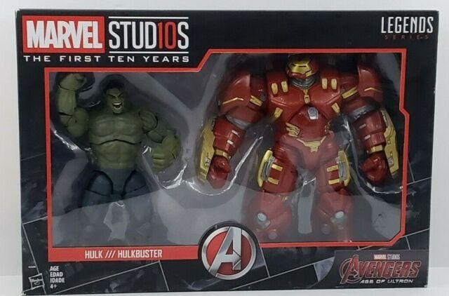 Marvel Studios Legend Series Hulk///Hulkbuster Bundle Set-Avengers-New VHTF!!!
