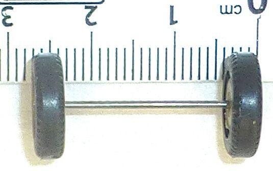 100 x Wheel Set 28mm Axle Width Width Width golden Rim Plastic Herpa Albedo 1 87 4270 Å 5aa03a