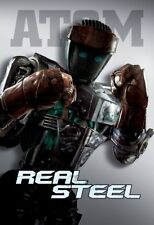 Real Steel Movie Poster 11x17 Mini Poster (28cm x43cm) #01