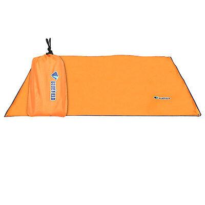 Outdoor Picnic Sleeping Camping Mat Mattress Pad Cushion Waterproof XS Orange