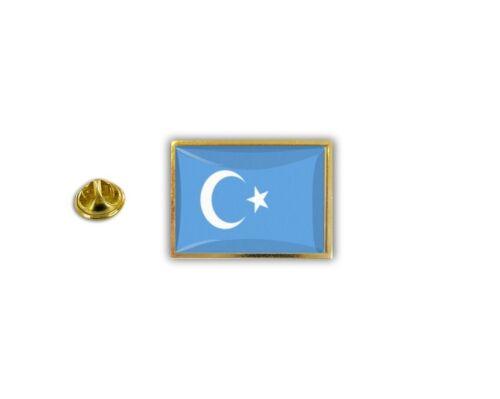 pin flaggenpin flaggen button pins anstecker xinjiang Uiguren Uiguren