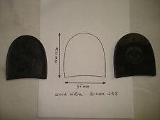 talon wood milne bilux 158 à clouer sabot de bois 50 par 46 mm