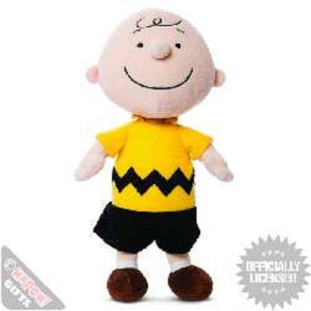 Charlie Brown Juguete Peluche - Peanuts Retro Tv Tebeo Peluche Novedad