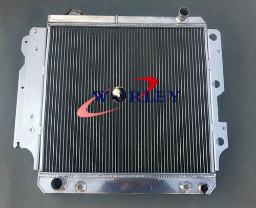 3 ROW ALUMINUM RADIATOR 87-06 JEEP WRANGLER YJ//TJ 2.4L-4.2L