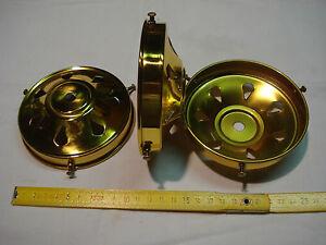 suspension abat jour à collerette 1 griffe en laiton 57 mm trou de 28 mm neuve