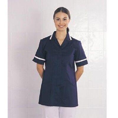 Da Donna Tunica infermiere uniforme VET salone di bellezza Medical Dental terapeuta assistenza sanitaria